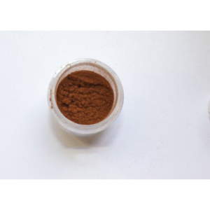 Бархат для бикини-дизайна (коричневый)