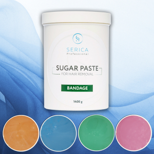 Матовая сахарная паста Бандажная (Bandage )1400 г