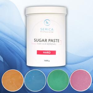 Матовая сахарная паста твердая ( Hard )1400 г