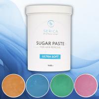 Матовая сахарная паста ультра мягкая 1400 г