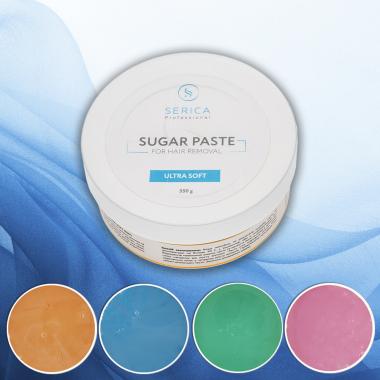 Матовая сахарная паста ультра мягкая (Ultra soft ) 350 г