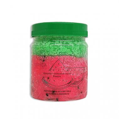 Скраб для тела Serica Арбуз, 330 грамм