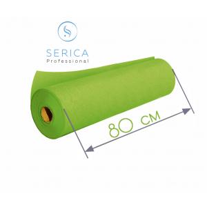 Одноразовые простыни в рулоне 0,8 х 100 м.,  23 гр/м2 (салатовый)