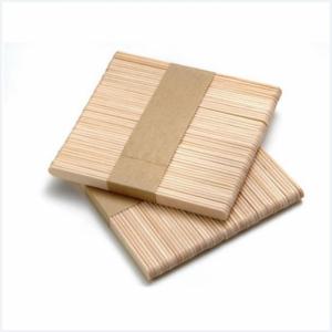 Шпатели деревянные 5пач. по 100 шт    150мм*18мм*2мм  (500 шт./уп.)