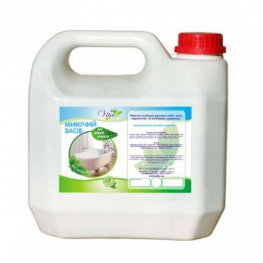 Моющее средство для ванной комнаты 3л Назначение: Для ванной Объем: 3 л