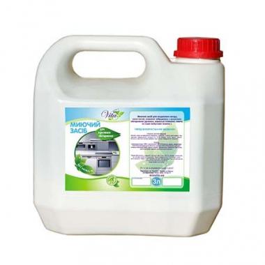 Моющее средство для кухонного оборудования 3л Назначение: Для кухни Объем: 3 л