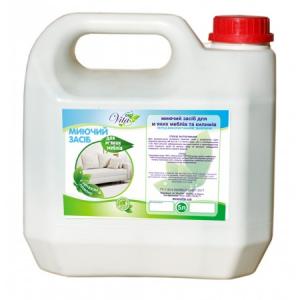 Моющее средство для мягкой мебели и ковров 3л Назначение: Для мебели, ковров Объем: 3л