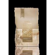 Горячий пленочный воск в гранулах Белый Шоколад, ITALWAX  (Италия), 1000 гр