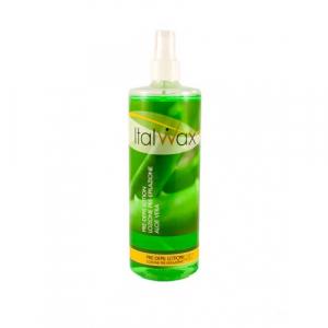 Лосьон до депиляции Aloe Italwax 500мл