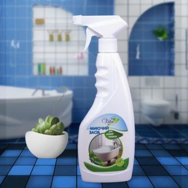 Моющее средство для ванной комнаты
