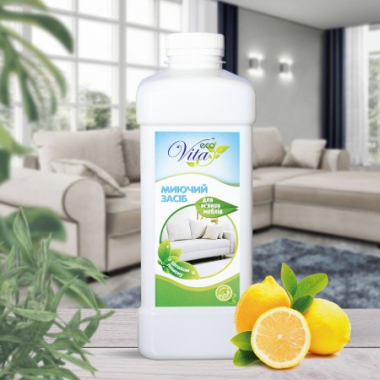 Моющее средство для мягкой мебели и ковров 1л