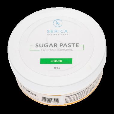 Сахарная паста для эпиляции Жидкая 350 г Serica