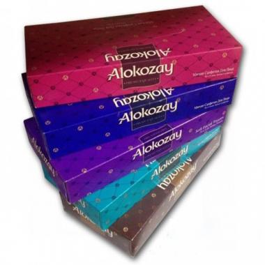 Салфетки Alokozay двухслойные 200 шт