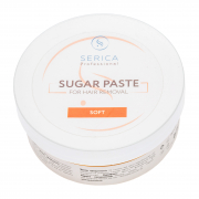 Мягкая сахарная паста для депиляции Serica 350 г