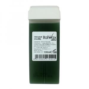 Воск в кассетах ItalWax Хлорофил 100 мл