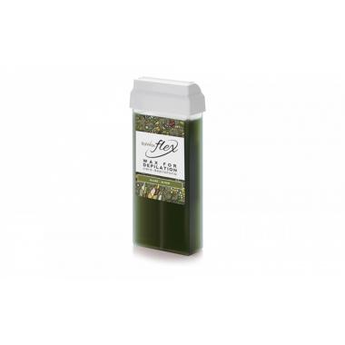 Воск в кассетах ItalWax FLEX Водоросли/Algae (Прозрачный) 100 мл